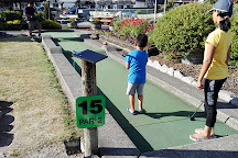 Taupo Mini Golf, Taupo, New Zealand