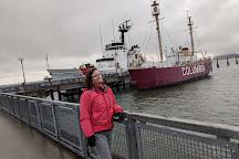 Lightship Columbia, Astoria, United States