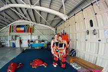 Skydive Mauritius, Riviere du Rempart, Mauritius