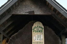 Twilight Tours by Team Forks, Forks, United States
