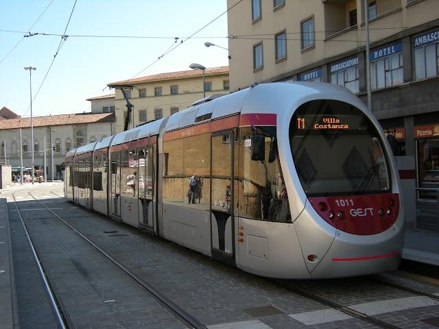Alamanni - Stazione
