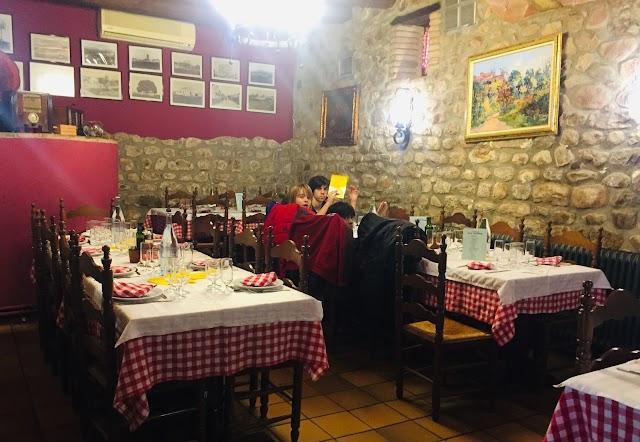 Restaurant Masia Can Duran
