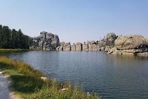 Sylvan Lake, Custer, United States