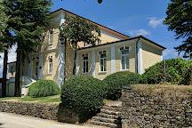 Cerkev sv. Roka, Oprtalj, Croatia