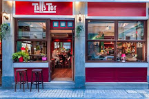 Tall's Toy, Athens, Greece