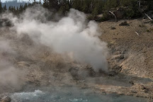 Beryl Spring, Yellowstone National Park, United States