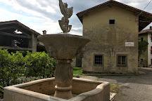 Castello di Ahrensperg, Pulfero, Italy