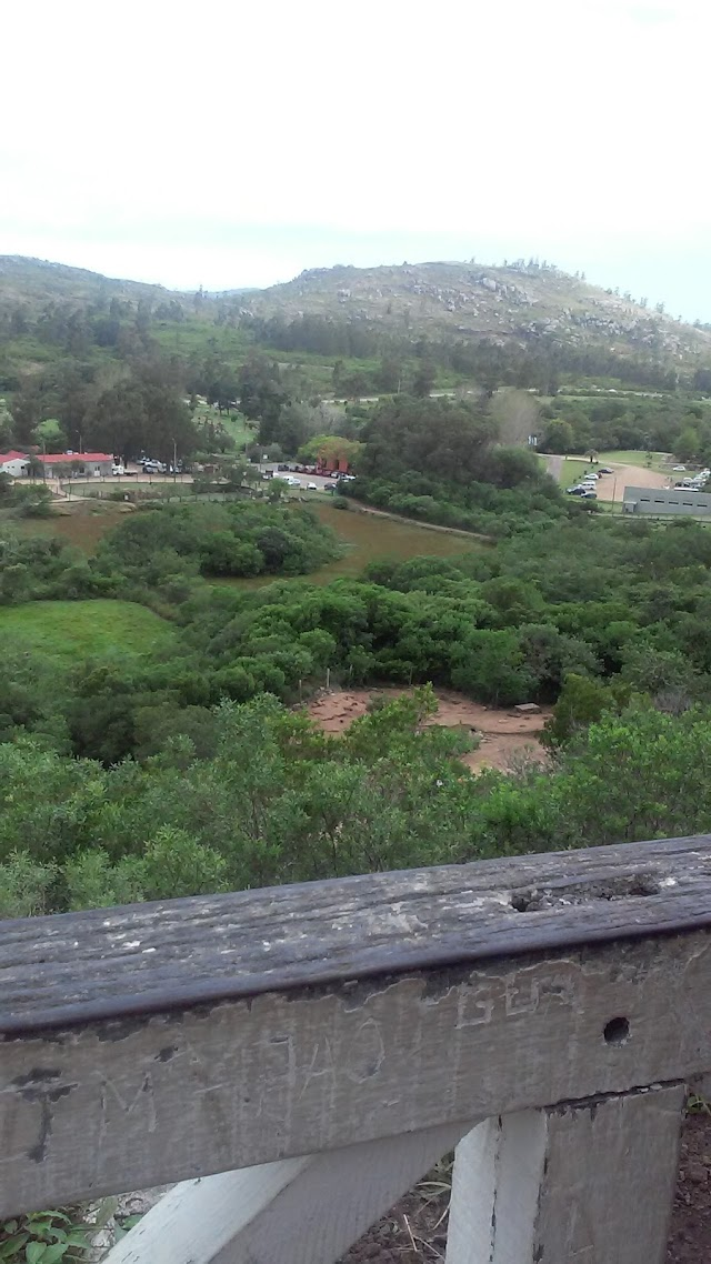 Quebrada del Castillo