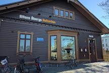 Alfons Abergs Kulturhus, Gothenburg, Sweden