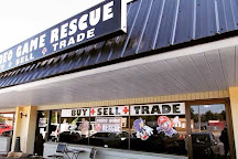 Video Game Rescue, Jacksonville, United States