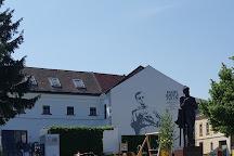 Egon Schiele Birth House, Tulln, Austria
