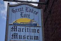 Great Lakes Lore Maritime Museum, Rogers City, United States