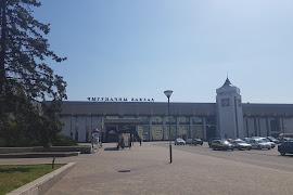 Железнодорожная станция   Grodno Train Station