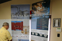 Sultana Disaster Museum, Marion, United States