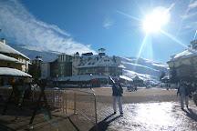 Skicenter Sierra Nevada, Sierra Nevada National Park, Spain