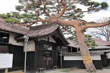 Former Honma Family Residence, Sakata, Japan