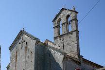 Monastery and Church of St. Francis, Pula, Croatia
