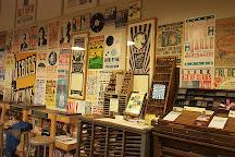 Hatch Show Print, Nashville, United States