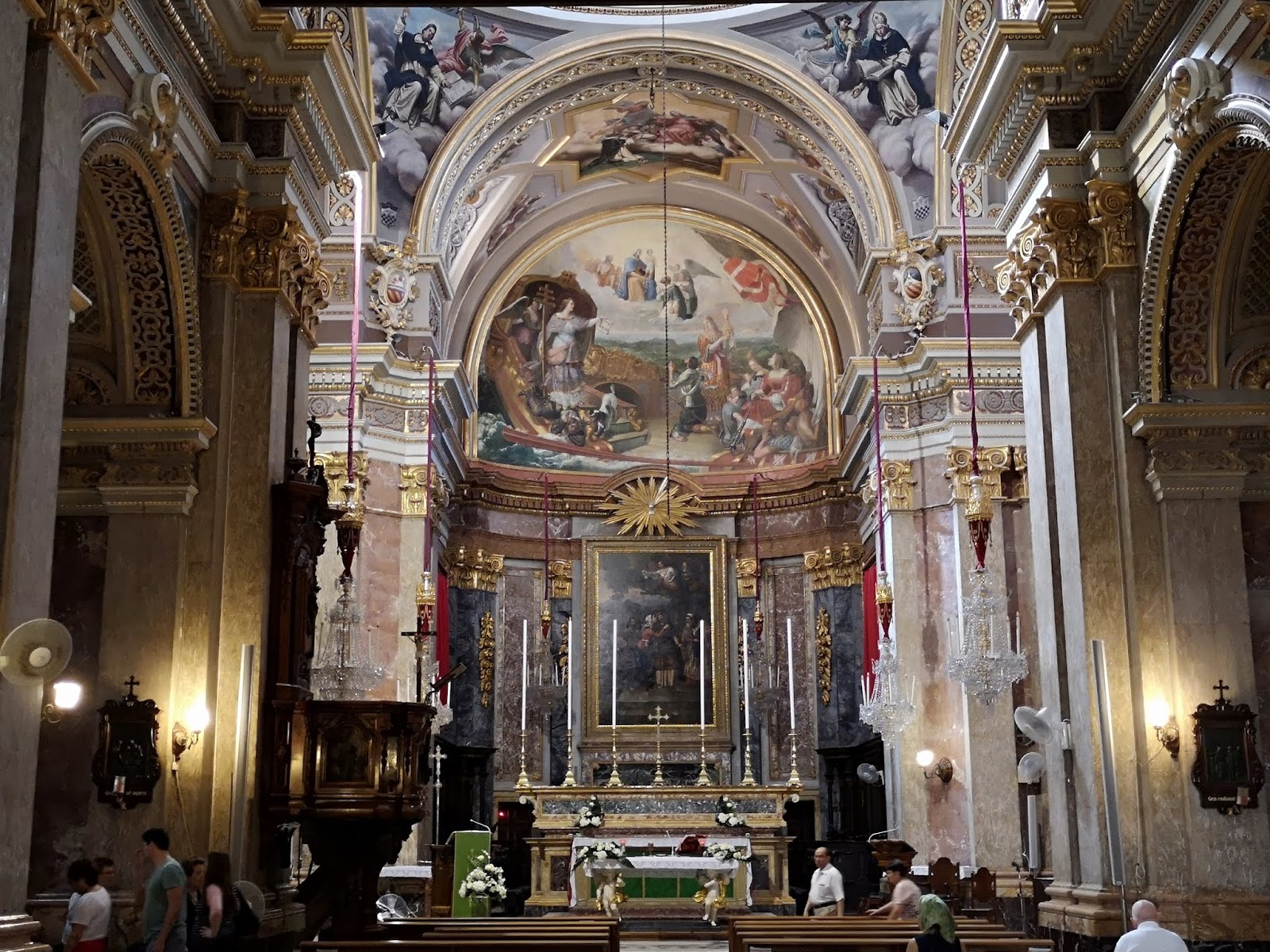 Basilica of St Dominic