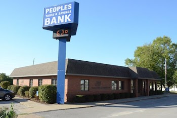 Peoples Trust & Savings Bank Payday Loans Picture