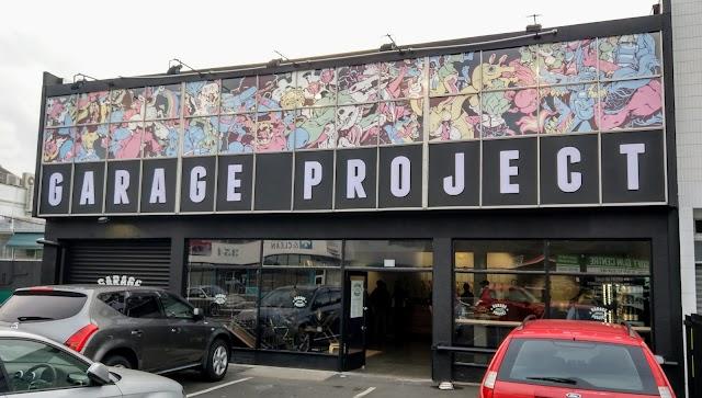 Garage Project Kingsland