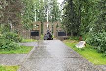 Alaskan War Veterans Memorial, Talkeetna, United States