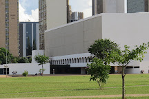 National Library, Brasilia, Brazil