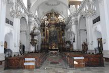 Ursulinenkirche, Linz, Austria