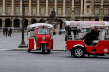 Paris by Tuktuk, Paris, France