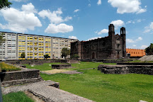 Zona Arqueologica Tlatelolco, Mexico City, Mexico