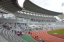 Stade Sebastien Charlety, Paris, France