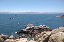 Faro Punta  Tortuga, Coquimbo, Chile