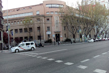 Edificio Espana, Madrid, Spain