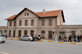 Железнодорожная станция  Balikesir