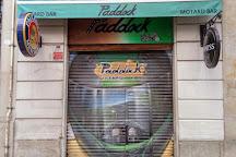 Paddock Motard Bar BCN, Barcelona, Spain