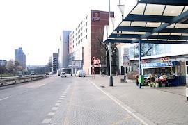 Автобусная станция   Vysočanská