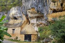 Grotte Préhistorique du Sorcier, Saint-Cirq, France