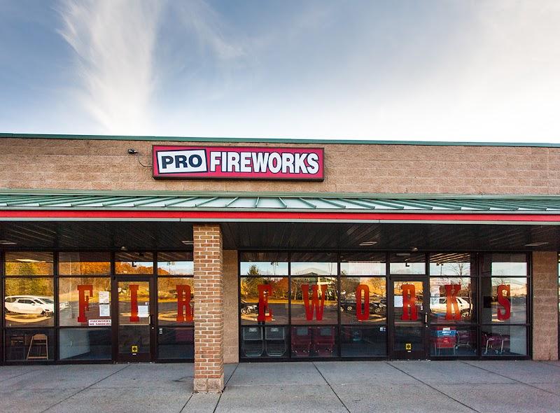 Pro Fireworks - Comstock Park