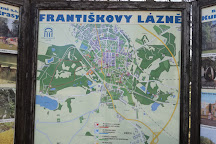 Socha Frantiska, Frantiskovy Lazne, Czech Republic