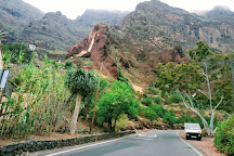 Barranco de Guayadeque, Gran Canaria, Spain