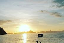 Corong Corong Beach, El Nido, Philippines