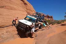 Xtreme 4x4 Tours, Moab, United States
