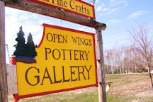 Open Wings Pottery & Gallery, Munising, United States