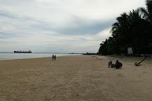 Kemala Beach, Balikpapan, Indonesia
