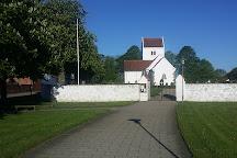Vejlby Kirke, Risskov, Denmark