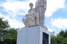 Monumento al Jibaro Puertorriqueno, Salinas, Puerto Rico