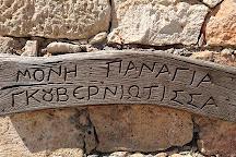 Panagia Gouverniotisa Monastery, Potamies, Greece