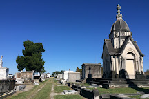 Cypress Grove and Greenwood Cemeteries, New Orleans, United States