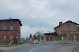 Станция  Züssow