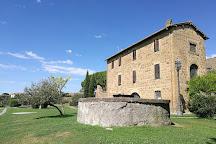 Parco Torre di Lavello, Tuscania, Italy